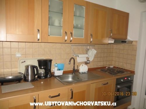 Apartmanok Posavec - ostrov Krk Horvátország