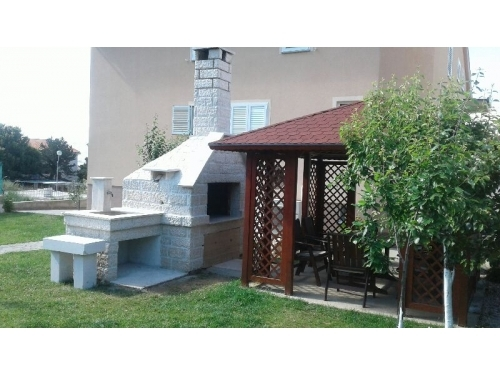 Baška apartmani Dorić - ostrov Krk Chorvatsko