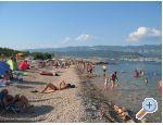 Borici - ostrov Krk Chorvátsko