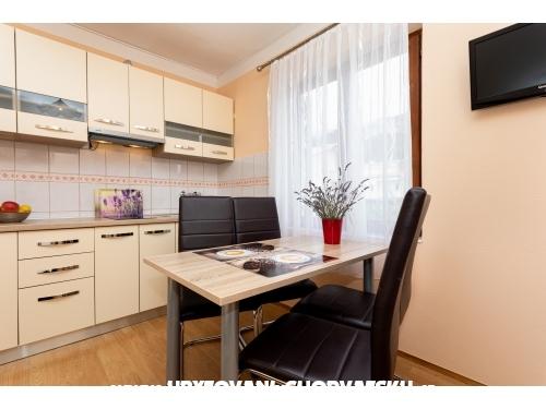 Appartements Dujmovi� - ostrov Krk Croatie