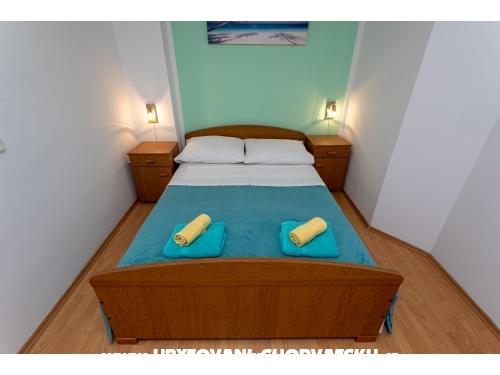 Apartm�ny Dujmovi� - ostrov Krk Chorvatsko