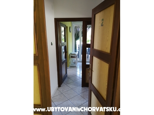 Dvije Palme - ostrov Krk Horvátország