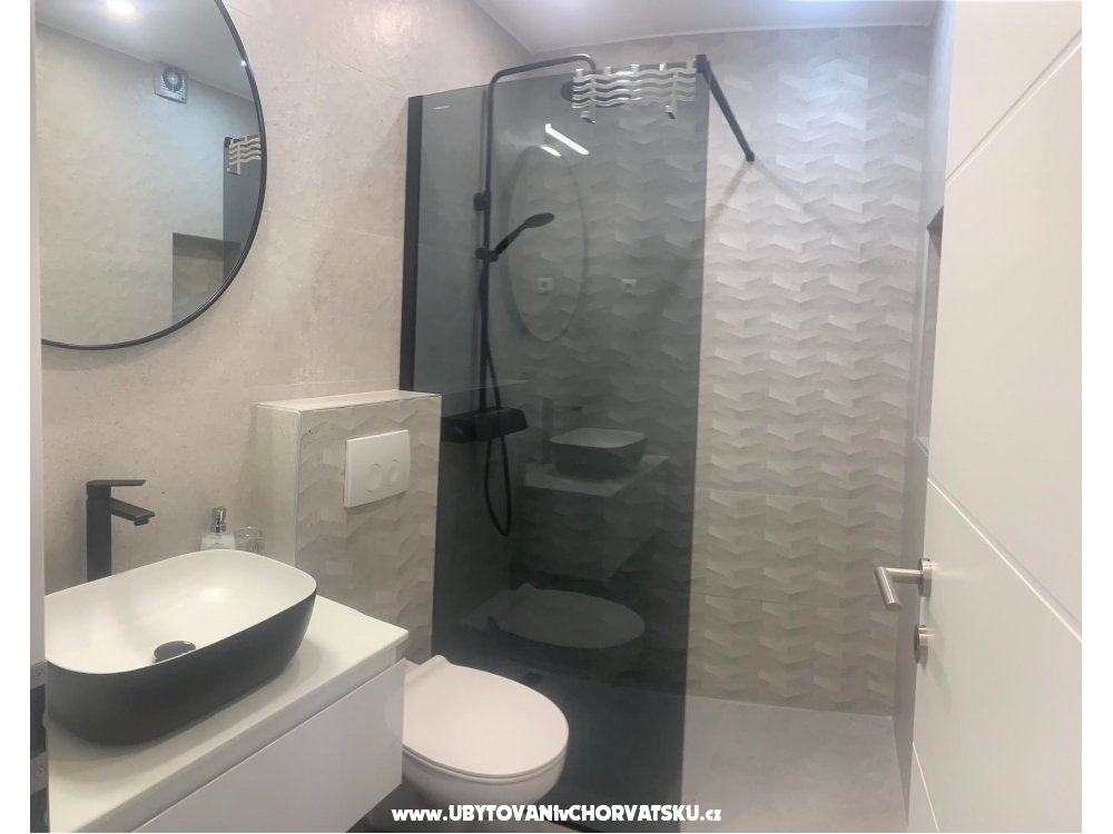 Apartmanok Ostojić - ostrov Krk Horvátország