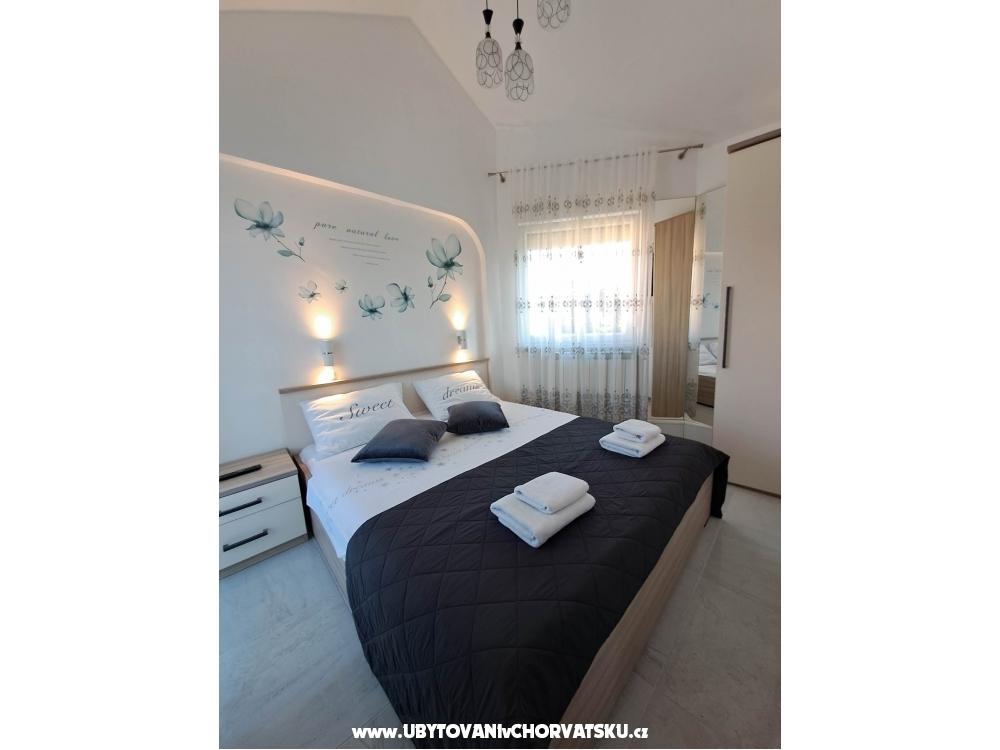 Apartmány Ostojić - ostrov Krk Chorvátsko
