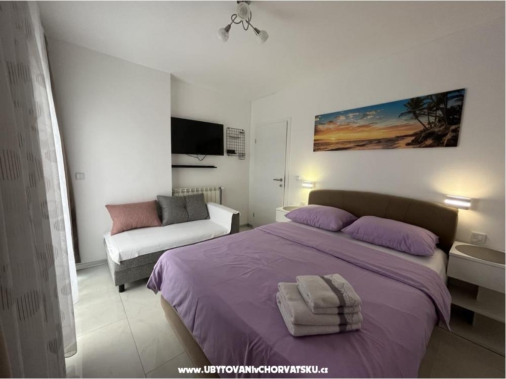 Apartmány Ostojić - ostrov Krk Chorvatsko