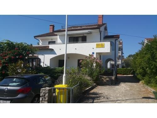 Dom Antica - ostrov Krk Chorvátsko