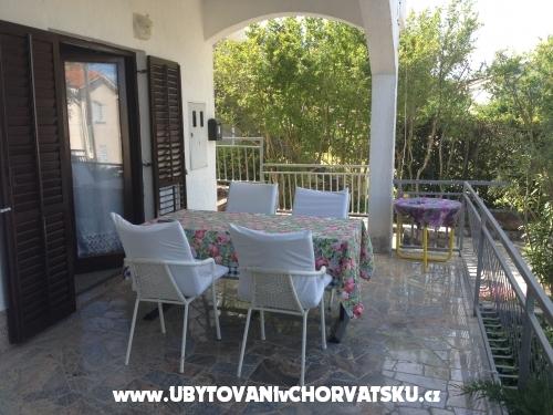 Dom Antica - ostrov Krk Chorwacja