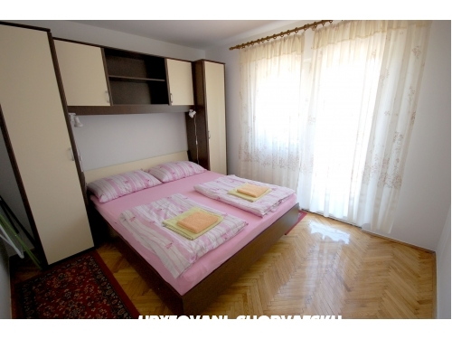 Dům Sertic - ostrov Krk Chorvatsko