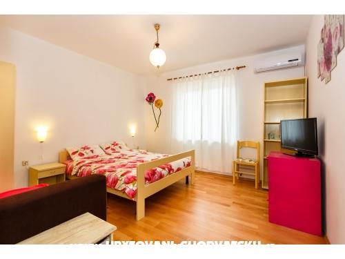 апартаменты Jagoda - ostrov Krk Хорватия
