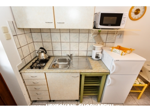 Apartmanok Jagoda - ostrov Krk Horvátország