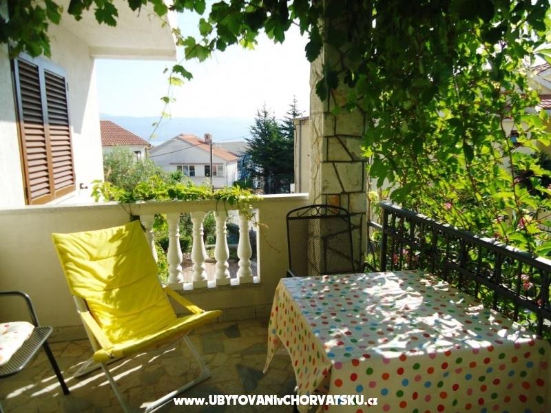 Appartements Jagoda - ostrov Krk Kroatien