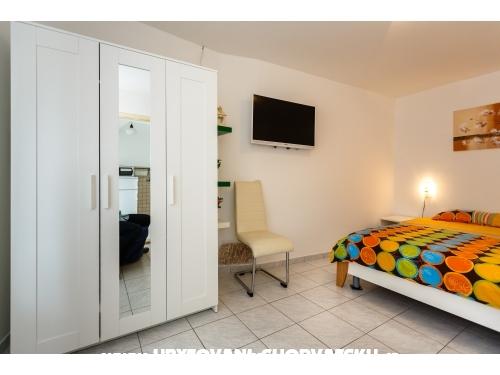 Apartmaji Jagoda - ostrov Krk Hrva�ka