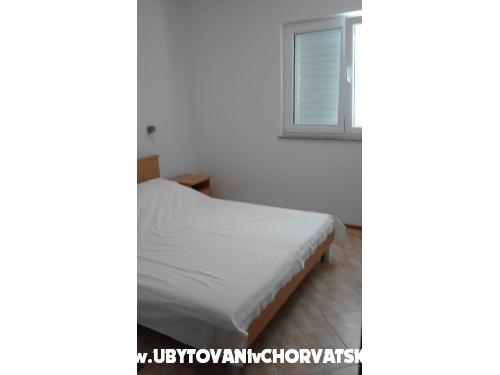Krk town villa - ostrov Krk Horvátország