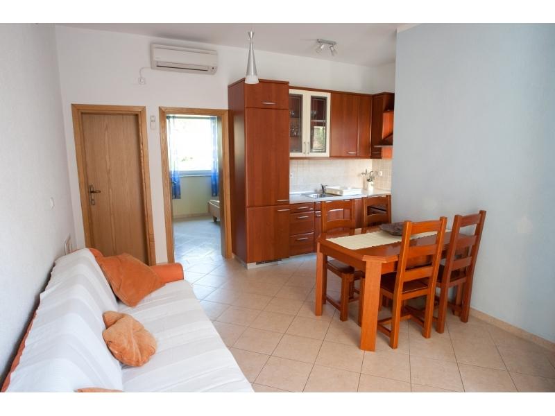 Lucia Apartmány - ostrov Krk Chorvatsko
