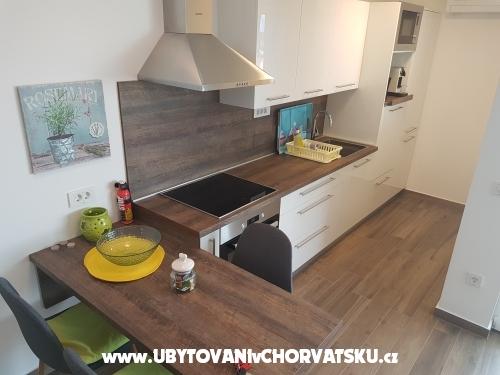 Apartmány Barišić - ostrov Krk Chorvatsko