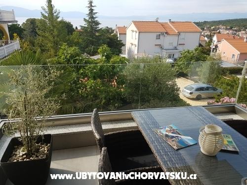 апартаменты Bari�i� - ostrov Krk Хорватия