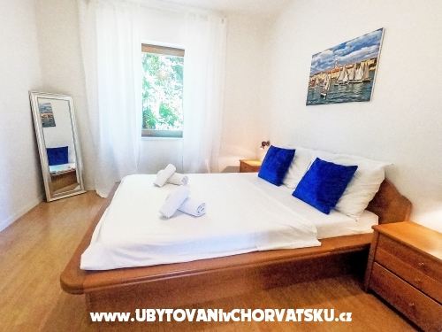 Monika Appartements - ostrov Krk Croatie