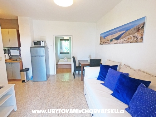 Monika Apartments - ostrov Krk Croatia
