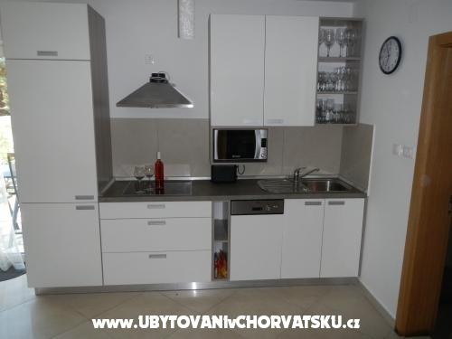 Apartmány Malinska- Eva - ostrov Krk Chorvátsko