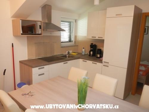 Apartmány Malinska- Eva - ostrov Krk Chorvatsko
