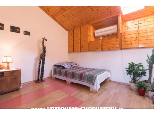 Appartement Rasopasno Art - ostrov Krk Croatie
