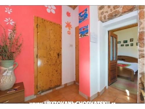Apartman Rasopasno Lori - ostrov Krk Horvátország