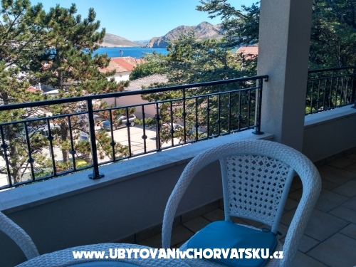 Sea Kuća Palada - ostrov Krk Hrvatska