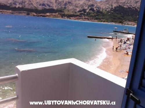 Sea Dům Palada - ostrov Krk Chorvatsko