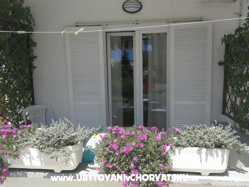Studio-apartmani Cene - ostrov Krk Хорватия