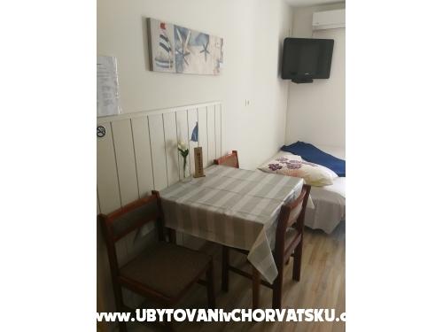 Studio Apartmány Cene - ostrov Krk Chorvátsko
