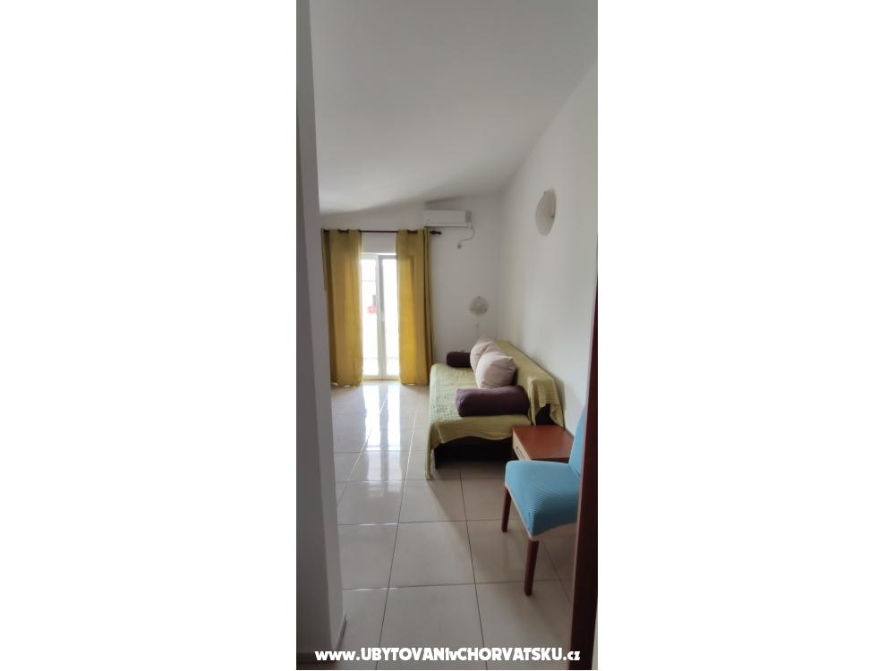Studio-apartmani Cene - ostrov Krk Chorvátsko