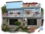The Blue Maison Appartements - ostrov Krk Croatie
