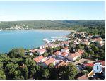 The Blue Dom Apartmány - ostrov Krk Chorvátsko