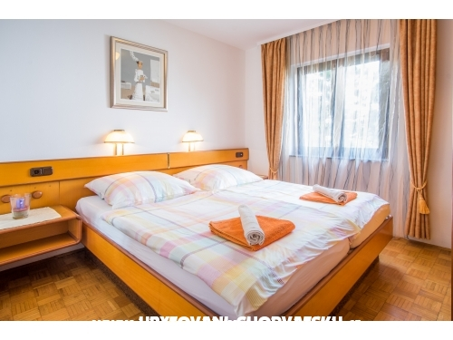 Appartements VB - ostrov Krk Croatie