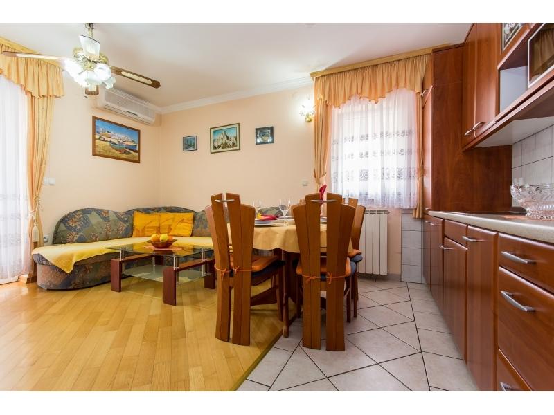 Villa Beganovi� - ostrov Krk Хорватия
