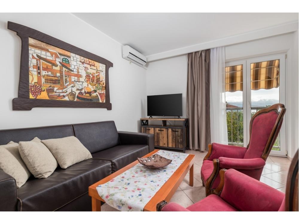Villa Eda - ostrov Krk Croatia