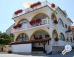 Villa Flora - ostrov Krk Chorwacja
