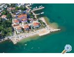 Villa Klimno direct on the beach Chorvatsko