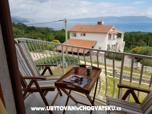 Apartmány Mariela - Labin Chorvatsko
