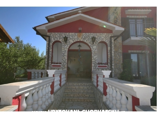 Villa Marić - Labin Chorvatsko