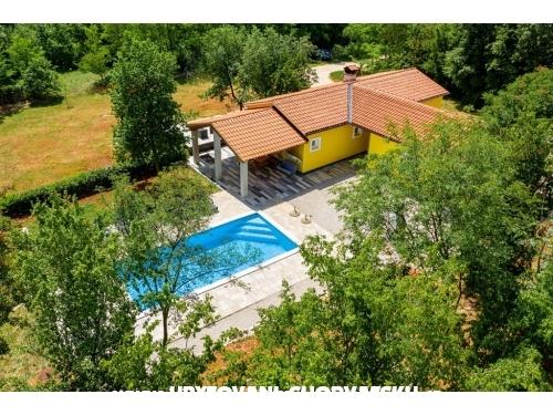Villa St. Nicola - Labin Horvátország