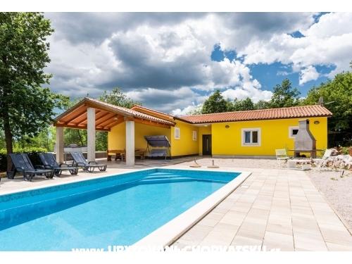 Villa St. Nicola - Labin Chorwacja