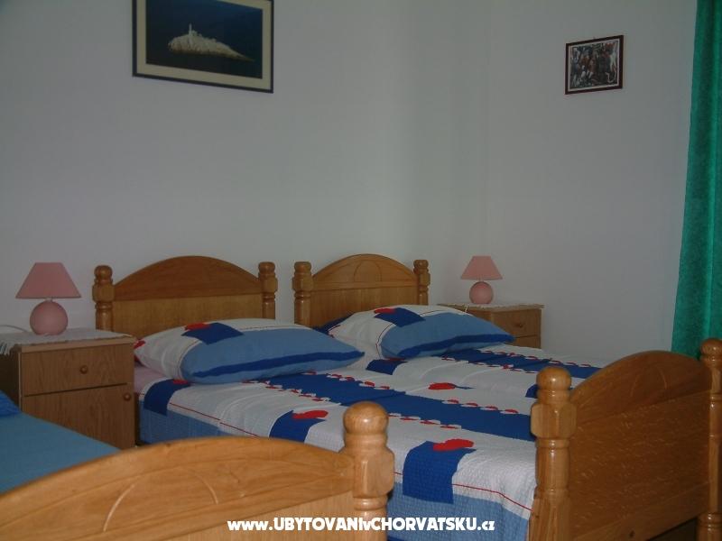 Apartm�ny �anko Milina - Lumbarda � Kor�ula Chorv�tsko