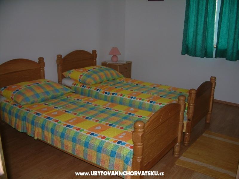 Apartamenty �anko Milina - Lumbarda � Kor�ula Chorwacja