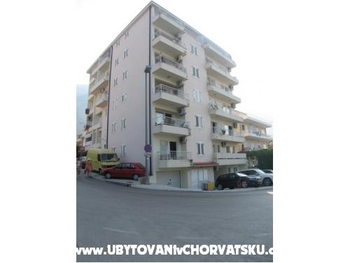 Apartmán Civa - Makarska Chorvatsko