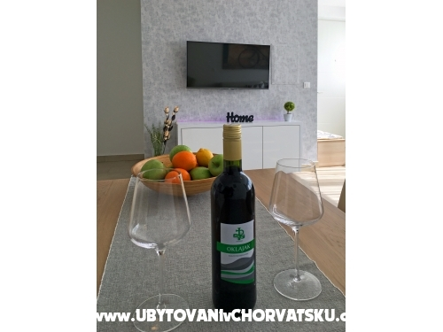 Apartmán Klaren - Makarska Chorvatsko