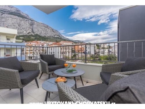 Apartament Nana - Makarska Chorwacja
