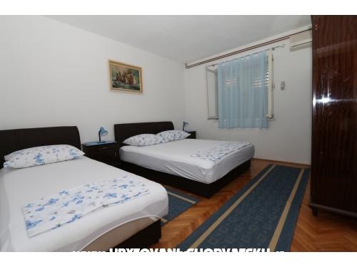 Apartmán Željko - Makarska Chorvatsko