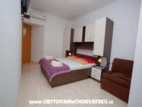Apartmány Dana - Makarska Chorvátsko