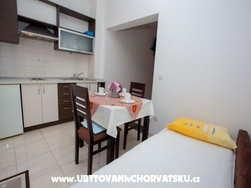 Apartmanok Dana - Makarska Horvátország